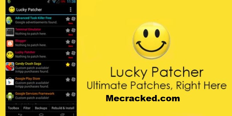 Lucky Patcher Crack